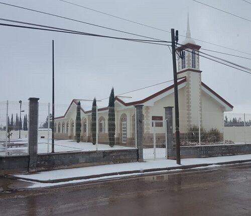 Iglesia Ascención Chihuahua